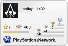 Lordtaylor1432 Mk 3  by LordT1432