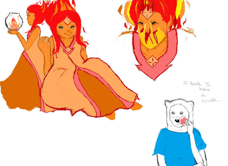 xxx flame princess