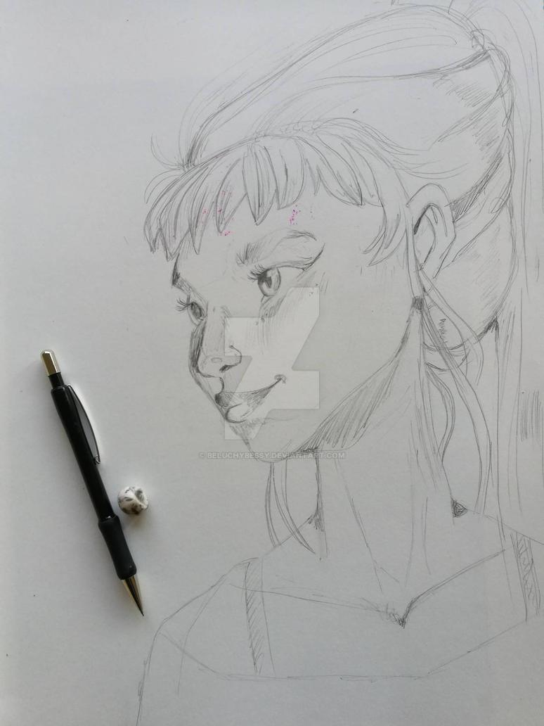 Favorite artist :) by Beluchybessy