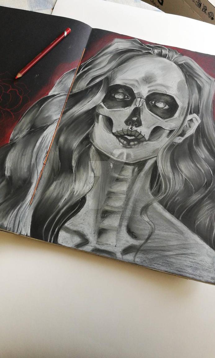 Skull by Beluchybessy