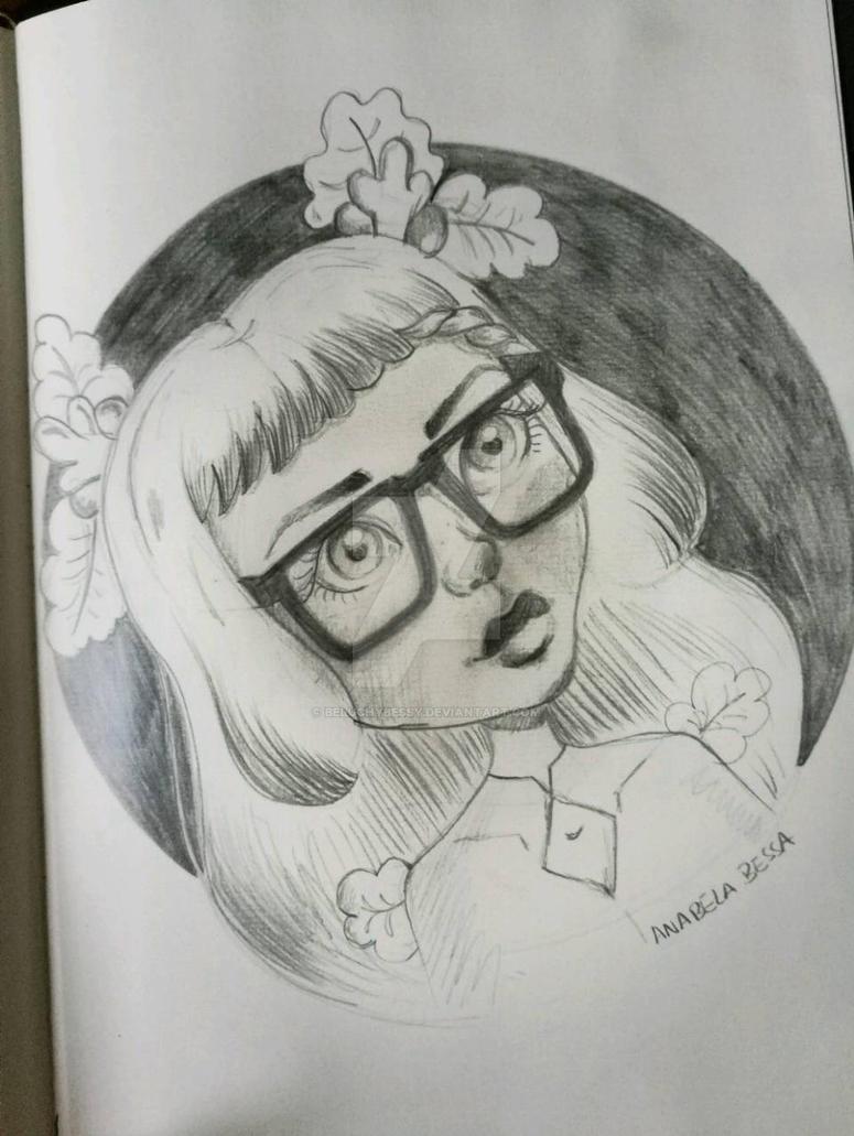 Girl by Beluchybessy