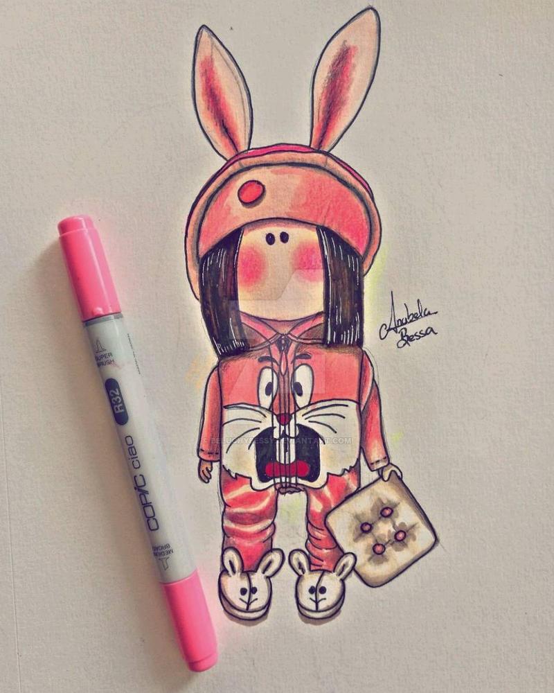 Bugs Bunny by Beluchybessy