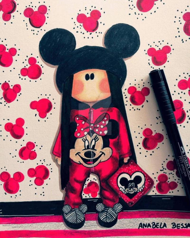 Minnie by Beluchybessy