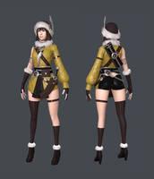 Hunter by Kenji3D