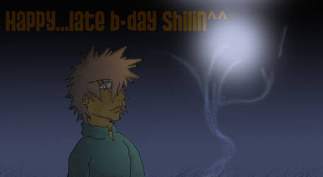Happy Late Birthday Shilin by CoooldSteel