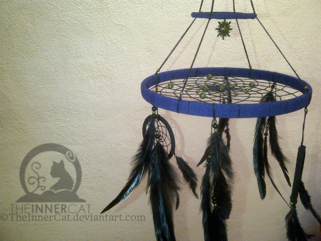 Solar System Dream Catcher by TheInnerCat