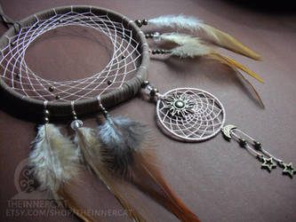Universe Dream Catcher #2 by TheInnerCat