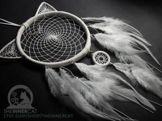 Artemis Dream Catcher by TheInnerCat