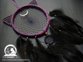 Luna's Dream Catcher #3 by TheInnerCat