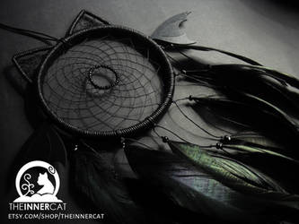 The Bat's Dream Catcher by TheInnerCat