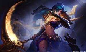 Mina-Edited[Skin] - Arena of valor
