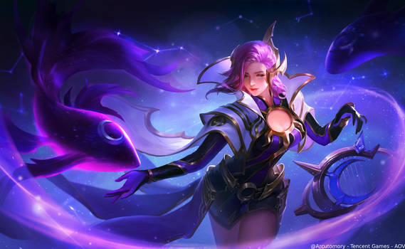 Sephera -Edited [Skin] - Arena of Valor