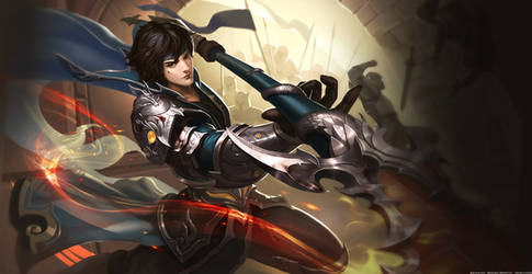 Zhao Yun [Skin]   - Heroes Evolved