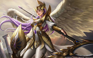 Athena Edited - Heroes Evolved