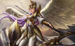 Athena Edited - Heroes Evolved