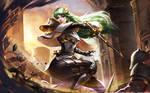 Mulan Edited [Skin] - Heroes Evolved
