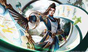 Li Bai [Skin] - Heroes Evolved