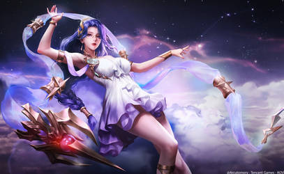 Veres [Skin] - Arena of Valor by Arcutomory