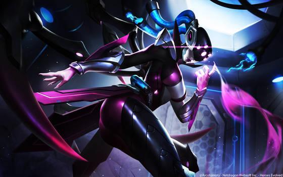 Tarantula [Skin] - Heroes Evolved
