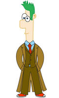 Ferb + the Doctor