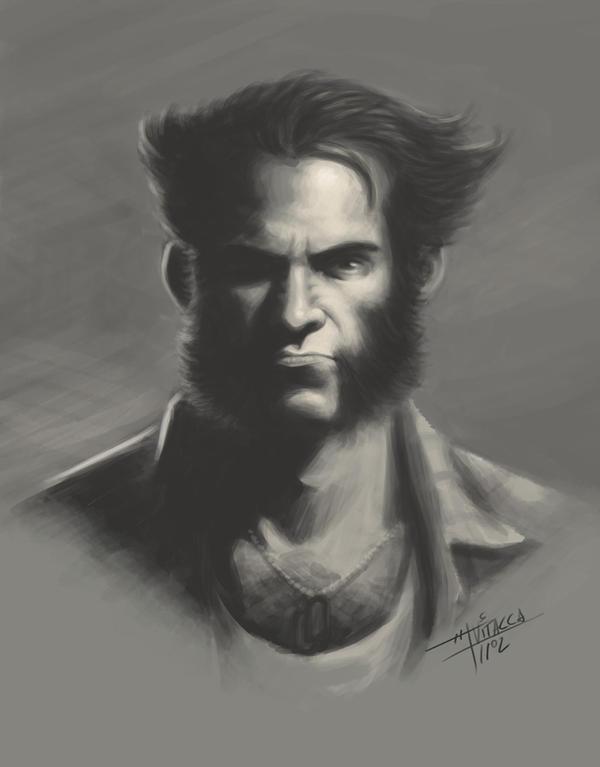 Logan's Portrait by mvitacca