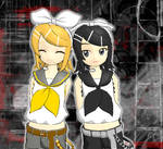 ::.. Rin and Lin..::