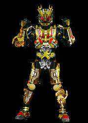 Kamen Rider Kikai Rebirth by JK5201