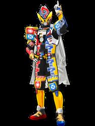 Kamen Rider Quiz Expert by JK5201