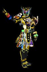 Kamen Rider Woz Mirai Trinity by JK5201