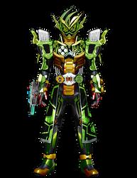 Kamen Rider Dark Zi-O Cronus Armor