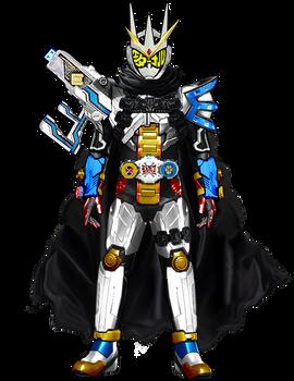 Kamen Rider Dark Zi-O Eternal Armor