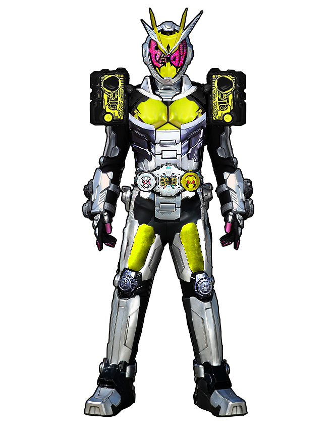 Kamen Rider Zi-O Zero-One Armor by JK5201 on DeviantArt