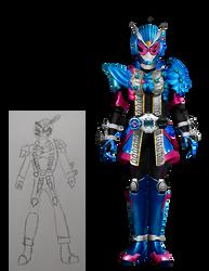 [RT] Kamen Rider Regulus by JK5201