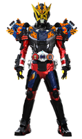 Kamen Rider Geiz Cross-Z Armor