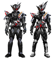 Kamen Rider Ark Jin
