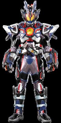 Kamen Rider Vulfaiz Assault