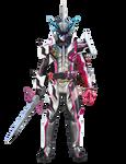 Kamen Rider Slash Hanselnuts to Gretel