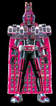 Kamen Rider Decade Complete 21