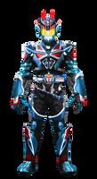Kamen Rider Techno Booster