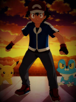 Ash Ketchum: The Greatest Pokemon Trainer ever