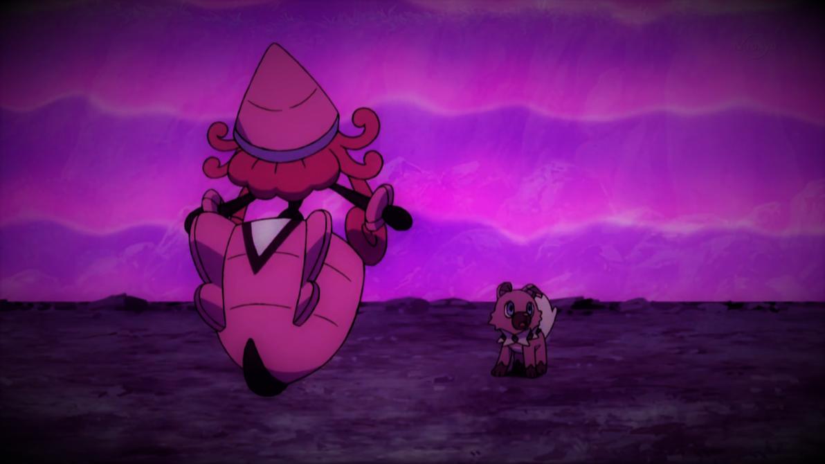 tapu lele s psychic terrain by pokemonsketchartist on deviantart