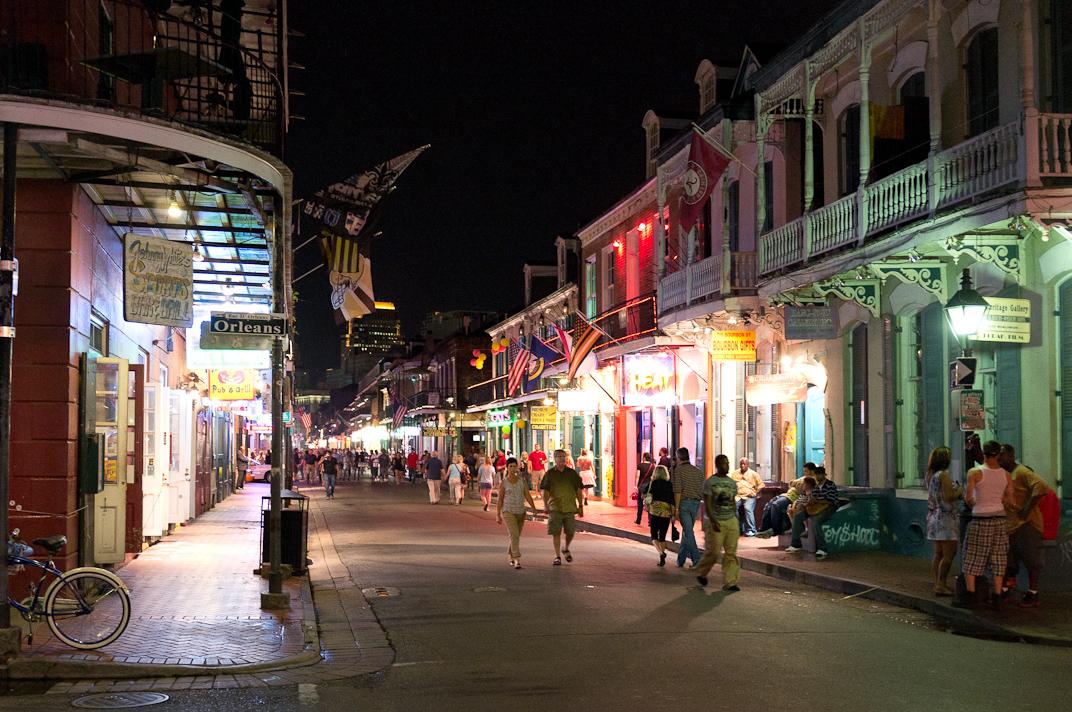 Bourbon Street by truewill