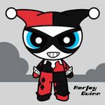 Side: Puff - Harley Quinn