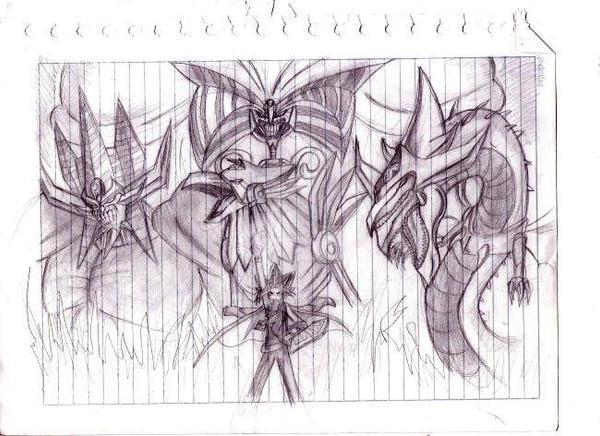 Yu Gi Oh Dioses Egipcios Wallpaper yugioh!, dioses egipciosyamivisualkei on deviantart