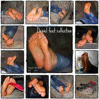 Deniel feet collection by wanderer1988