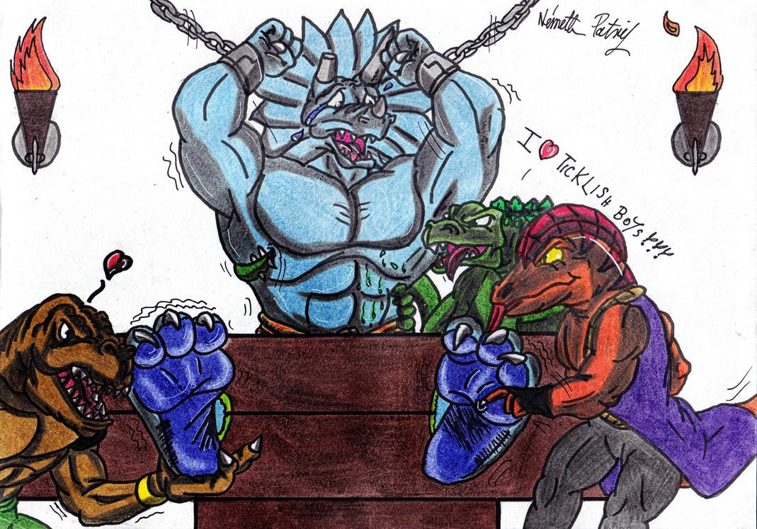 Predator vs zoey - 3 5