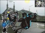 A young Kaiju's punishment