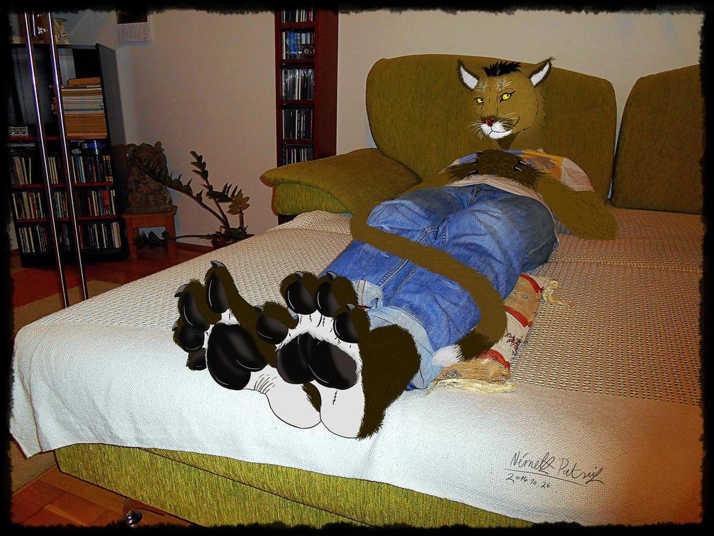Puma Guy Relax by talpimado