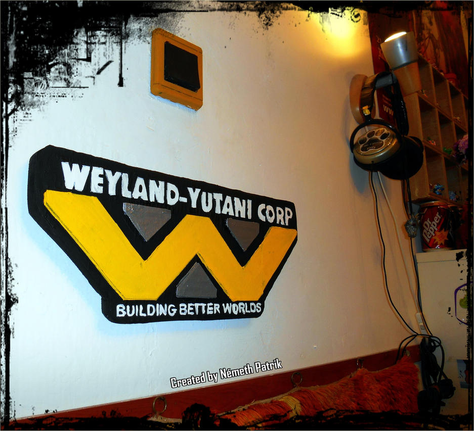 Weyland Yutani by talpimado