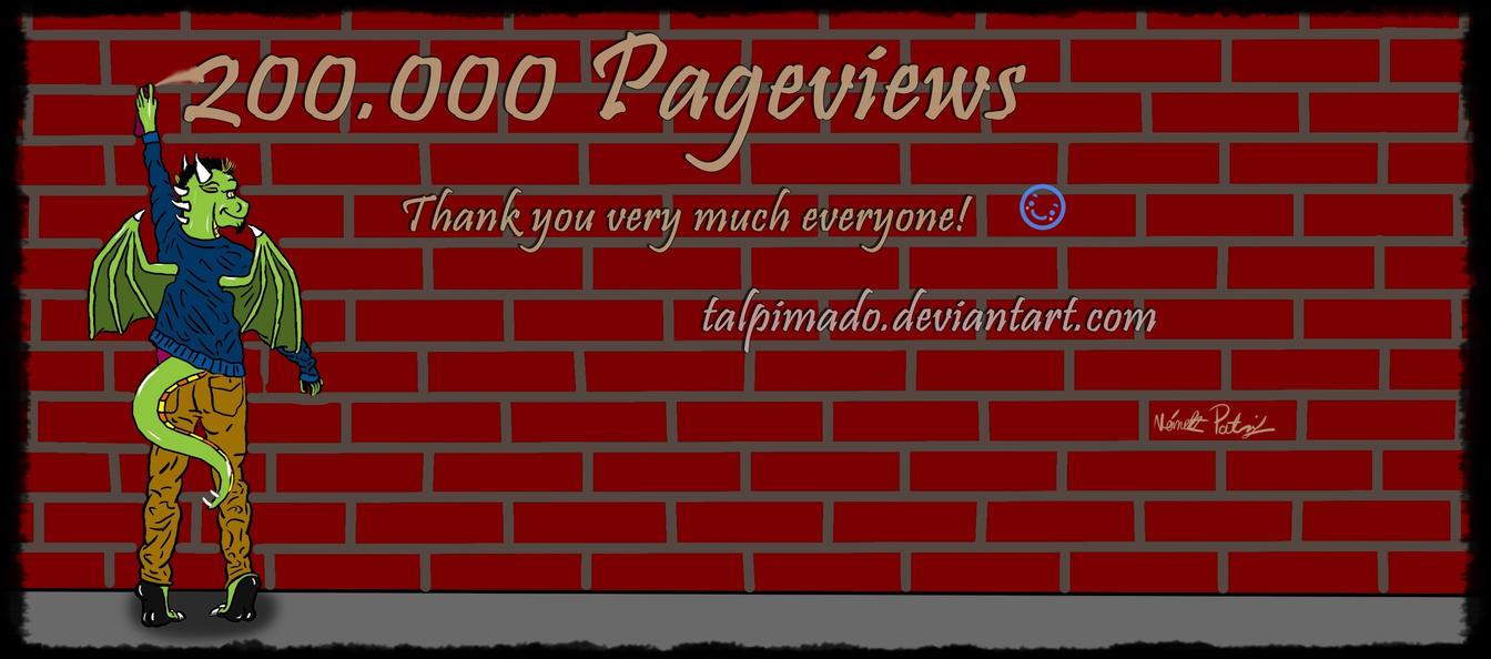 200 000 by talpimado
